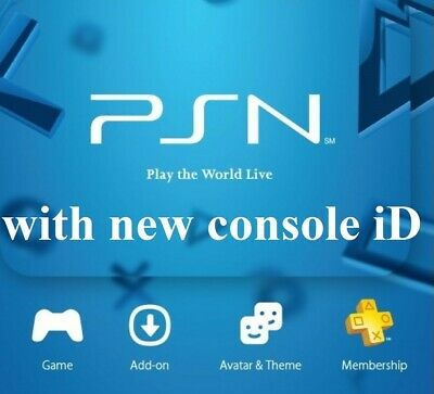 Ps3 Cid Psid Psn Unban 100% Private New Tested Idps Console Banned Fix