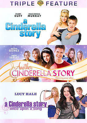 A Cinderella Story Collection Triple Feature (DVD, 2012) NEW