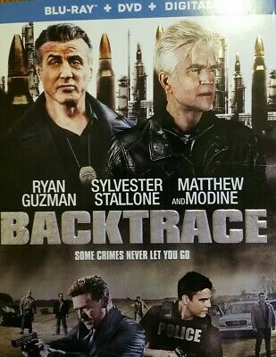 BACKTRACE (Blu-ray and DVD)