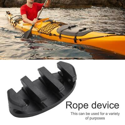 1Pc Plastic Durable ZigZag Anchor Cleat for Kayak Canoe Marine Fishing Boat Deck