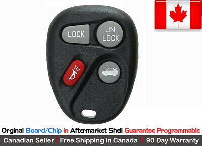 1x OEM Original Replacement Keyless Remote Key Fob For GM 2003 2007 Saturn Ion