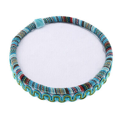 Embroidered Wood Fabric Sewing Beads Mat Beading Board Beading Mat Tray