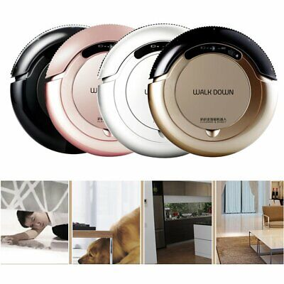 Intelligent Vacuum Cleaner Automatic Mute Sweeping Robot Ultra-thin Cleaner AF