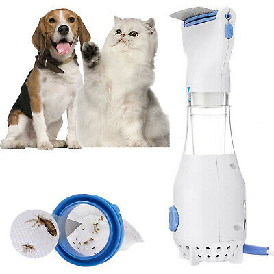 Head Vacuum Lice comb Electric Capture Pet Filter Lice Treatment Free Shipping Z