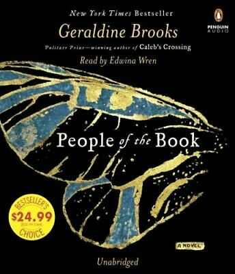 People of the Book by Geraldine Brooks: New Audiobook
