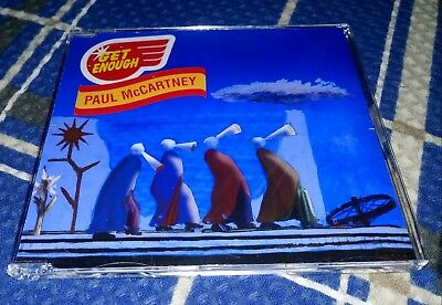 CD single Paul McCartney - Get Enough NEW SINGLE 2019
