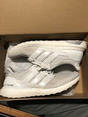 best service 3e3c8 fe17c Adidas ultra boost 2.0 triple white Mens Size 13 US