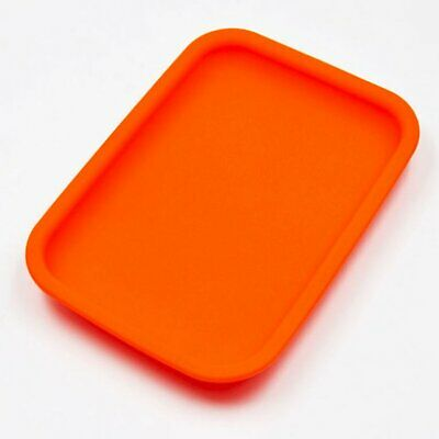 Infants Ellipse Silicone Feeding Food Plate Tray Dishes Baby Food Holder AF