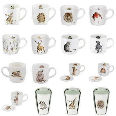 Wrendale Designs Fine Bone China Mugs