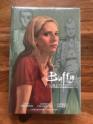 Buffy The Vampire Slayer Library Edition Season 9 Volume 3 - Rare - Out Of Print