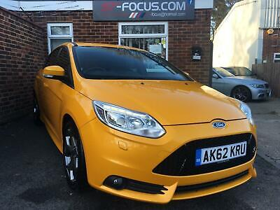 Ford Focus St-3 5dr HIGH SPEC...SAT-NAV,REAR CAMERA, STYLE PK PETROL 2012/62
