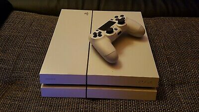 [PS4] Sony PlayStation 4 [500GB] (Erste Generation)+ Controller & Ladekabel