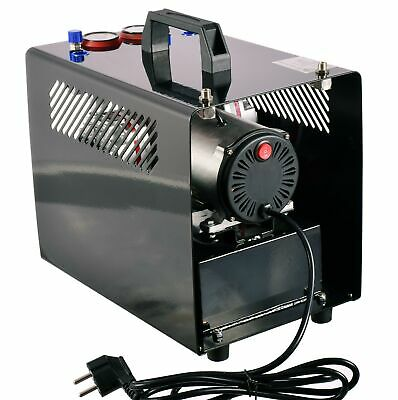 The Best Two Piston Airbrush Compressor with 3l Bottle for Two Airbrushes 46 l/m