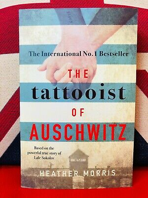 The Tattooist of Auschwitz by Heather Morris (Paperback 2018) *NEW* Book