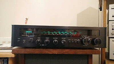 ROTEL RX-402 receiver amplifier with pre outputs/inputs
