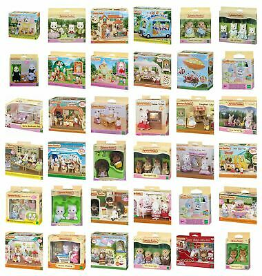 Sylvanian Families - Shops, Accessories, Family Sets & More