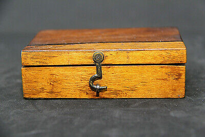 Old Wooden Box (perfect for restoration project)