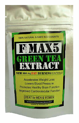 3 For 2 Offer Green Tea Fat Burner Capsules Strongest Slimming Weight Loss Diet