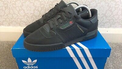 5baa8b75240 MENS ADIDAS YEEZY Powerphase Calabasas Leather Trainers Size UK 8.5 ...