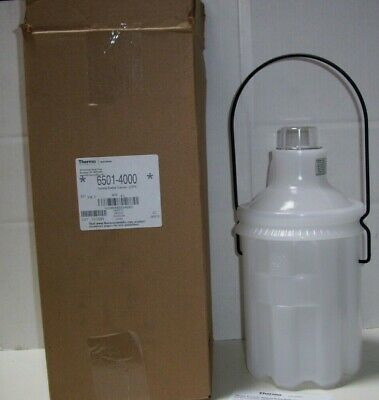 Thermo Scientific 1 Gallon/ 4 Liter Nalgene  Safety Bottle Carrier 6501-4000 NEW