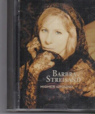 Barbra Streisand-Higher Ground Minidisc Album