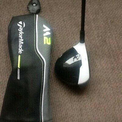 Taylormade M2 (2017) 3 Wood  Hzrdus