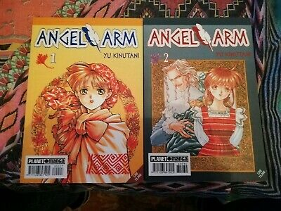 Angel Arm 1-7 Serie Completa Planet Manga Fumetti