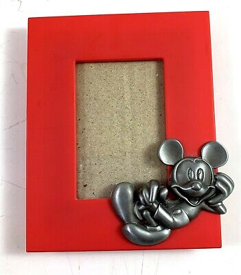 Disney Connoisseur Picture Frame Mickey Mouse