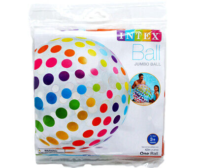 Mozlly Inflatable Ball 6 Inch Air Pump with Needle Included Item #108020