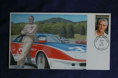 Legends Of Hollywood Paul Newman Forever Stamp FDC Bullfrog 1 Sc5020a 05944