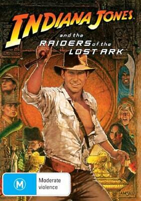 Indiana Jones And The Raiders Of The Lost Ark (DVD, 2008)