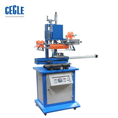 Semi-Automatic High Speed AGP-S-210 Adjustable Hot Stamping Machine By Sea