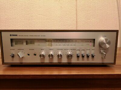 Yamaha Natural Sound Stereo Receiver CR-450 RARE VINTAGE