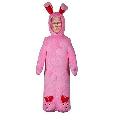 Christmas Story Bunny Suit.6ft Ralphie In Bunny Suit From Christmas Story Movie Airblown Inflatable 6 New
