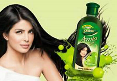 Dabur Amla Hair Oil Natural Indian Gooseberry Oil 90ml. Free Shipping From India