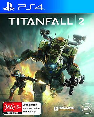 Titanfall 2 PlayStation 4 PS4 Brand New Game