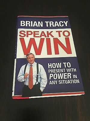speak to win how to present with power in any situation