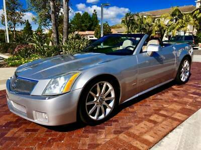 2006 Cadillac XLR V 06 CADILLAC XLR V SERIES SUPERCHARGED, HARD TOP CONVERTIBLE, 470 HP!! XLR-V