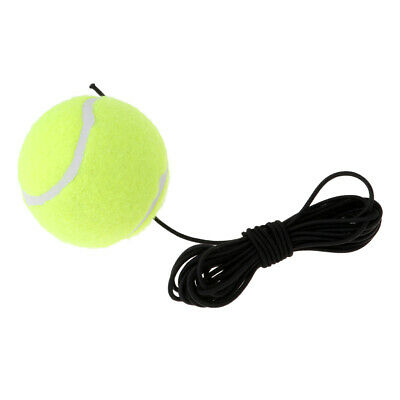 Tennis Trainer Ball & 3.6m String for Beginners Indoor Outdoor Training Aid