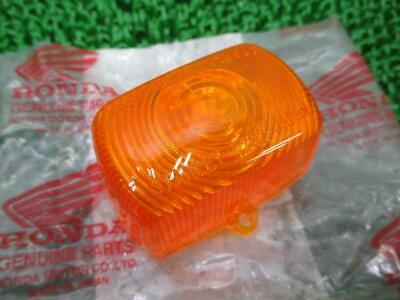 Genuine New Motorcycle Parts NSR50 One-sided Blinker Lens 33402-GA7-003 374
