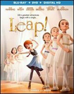 Leap! [Blu-ray] by Eric Summer: Used