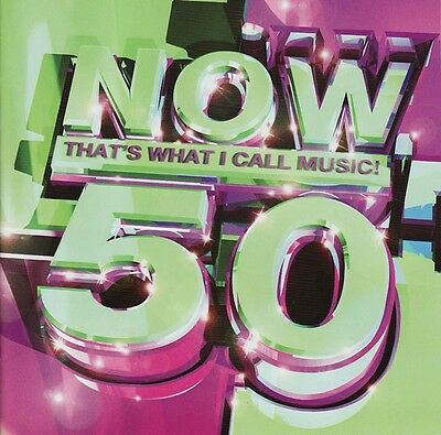 Various  Now That's What I Call Music 50 cd compilation Near Mint condition