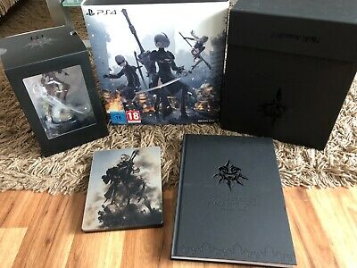 PS4 NieR Automata Black Box Collectors Edition-Ultra Selten !
