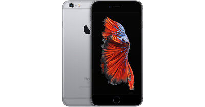 APPLE iPhone 6S  32GB GREY (NERO)   Nuovo GARANZIA  ITALIA
