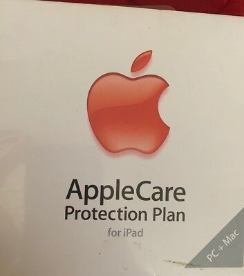 Applecare Protection Plan for iPad Sealed