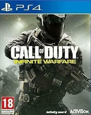 Call Of Duty Infinite Warfare PS4 Game - Brand New -Sealed - Stock From Perth