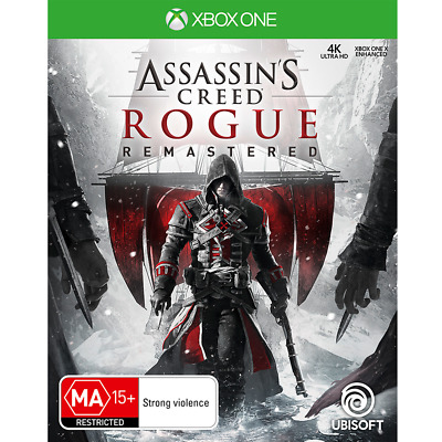 Assassins Creed Rogue Remastered Xbox One Game Stock From Perth