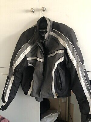 Frank Thomas Gents Textile Motorcycle Jacket