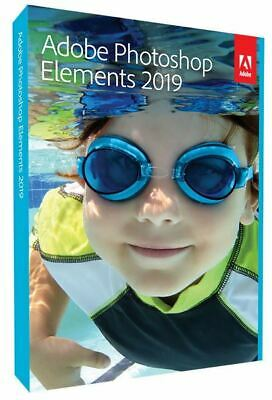 Adobe Photoshop Elements 2019 für Mac oder Windows ESD Download Lizenz