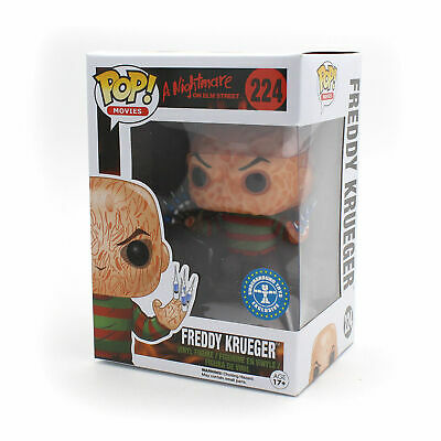 Figurine Funko POP! Movies A Nightmare on Elm Street 224 Freddy Krueger Syringe